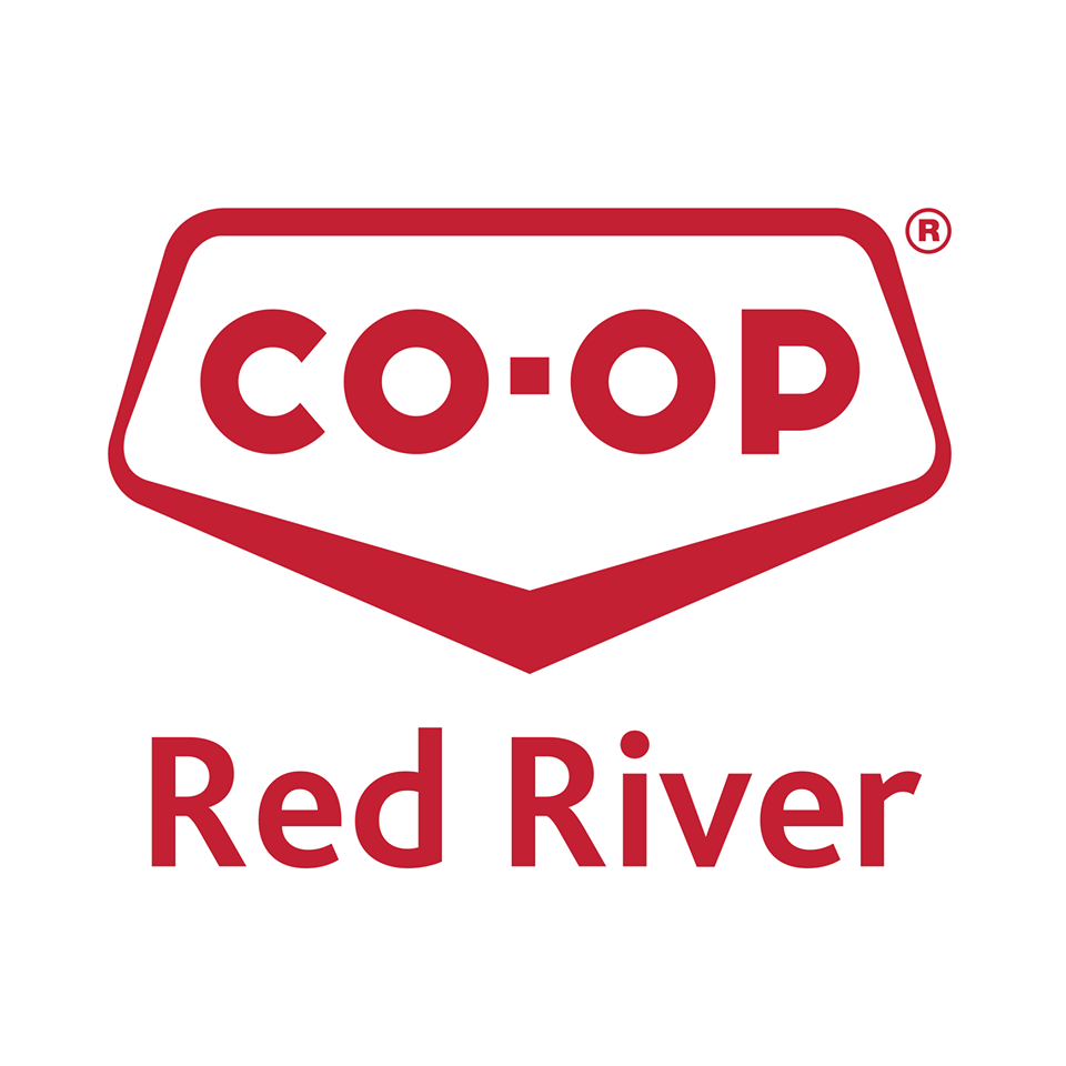 Lace Up Bronze Red River Coop logo